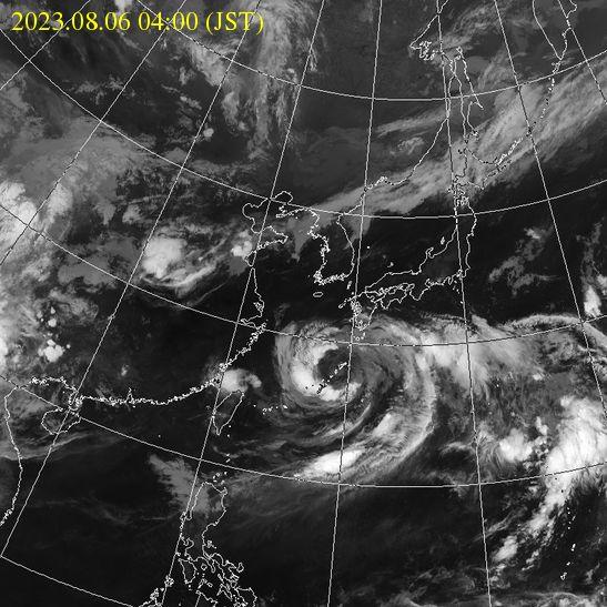 気象衛星雲画像